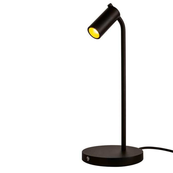 3961/.. - JACOB, tafellamp - vast - met snoer en stekker - met LED driver