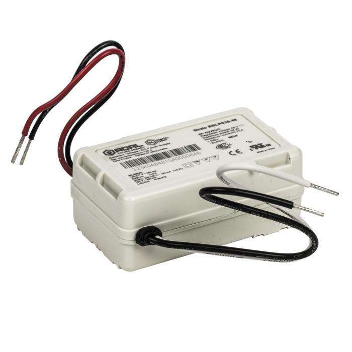 RSLP035-48/.. - TRANSFO, multi driver - driver 35W 48V-DC