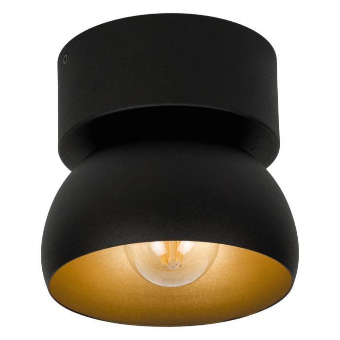 1811.E27/.. - OLIVIA, opbouw plafondverlichting - vast - down - met E27 fitting