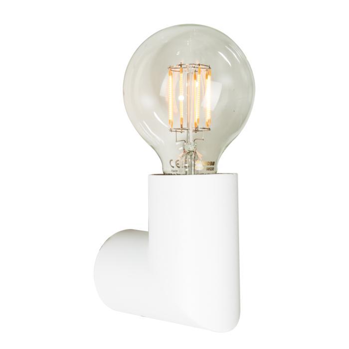 5201.E27.G125/.. - TUBO, opbouw wandlicht - vast - up or down