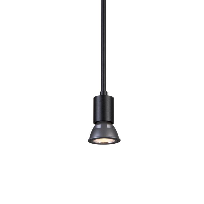 7701.B3/.. - CAPA, hanglamp met bolgewricht - stang inkortbaar