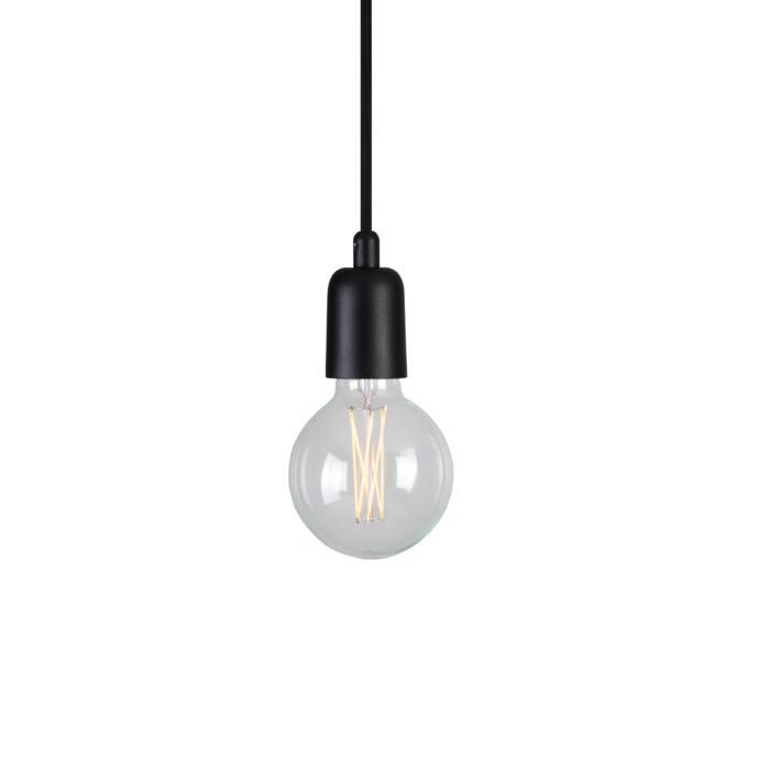 5003E.3/.. - MAESTRO, hanglamp - met 3m textielkabel en trekontlasting aan fitting