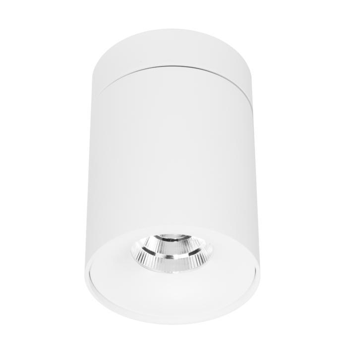 5228/.. - FLOU, opbouw plafondverlichting - rond - vast - met led