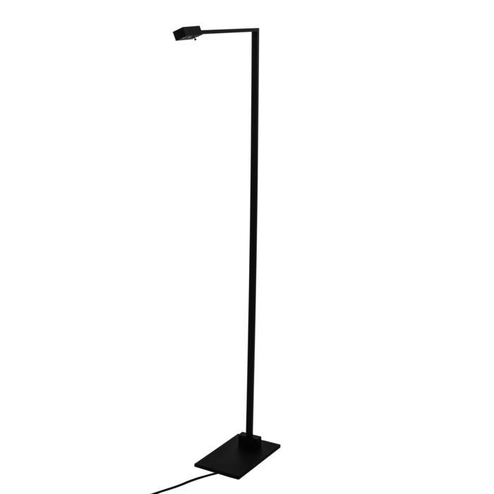 1107L/.. - JAMES, staanlamp - richtbaar - met snoer en stekker links - met LED driver