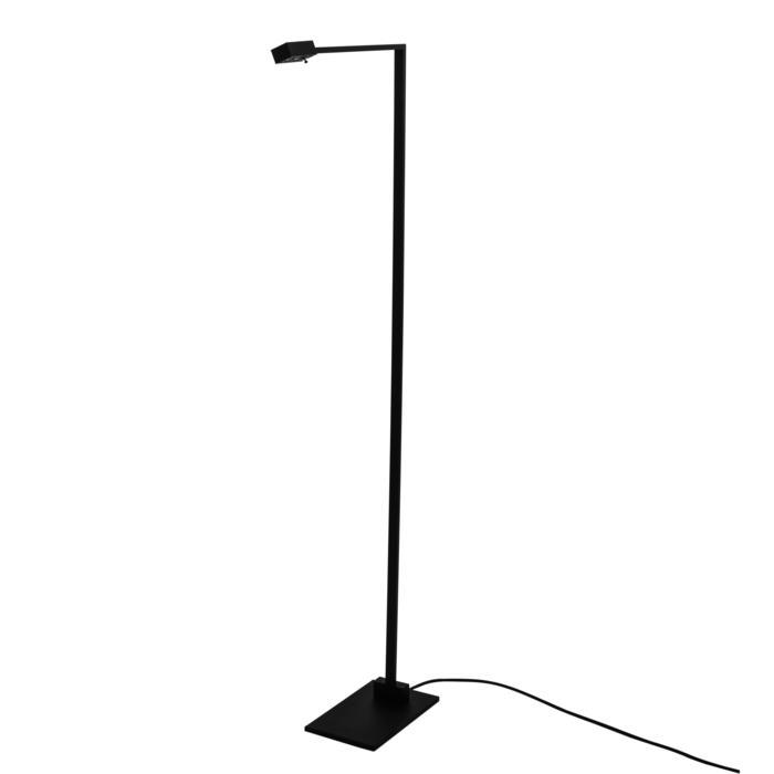 1107R/.. - JAMES, staanlamp - richtbaar - met snoer en stekker rechts - met LED driver