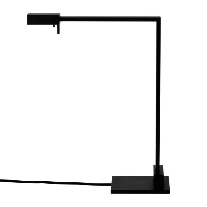 1106L/.. - JAMES, tafellamp - richtbaar - met snoer en stekker links - met LED driver
