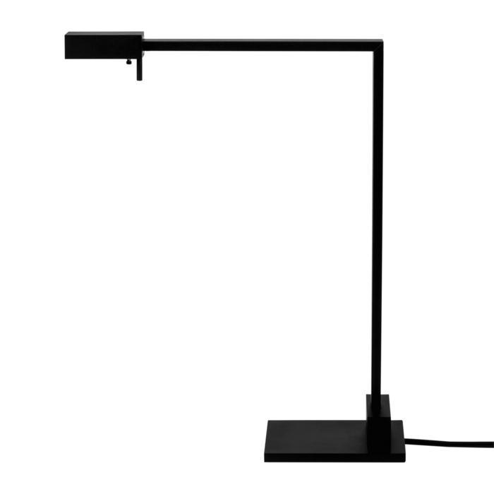 1106R/.. - JAMES, tafellamp - richtbaar - met snoer en stekker rechts - met LED driver