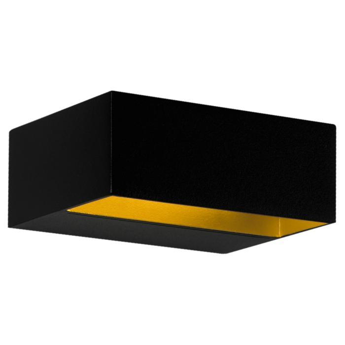 1064/.. - GASTON, opbouw wandlicht - vierkant - vast - down
