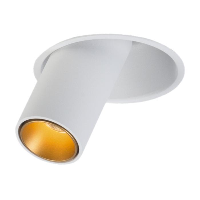1170.70.S1/.. - PIVOT, spot encastrable - rond - orientable - sans driver LED