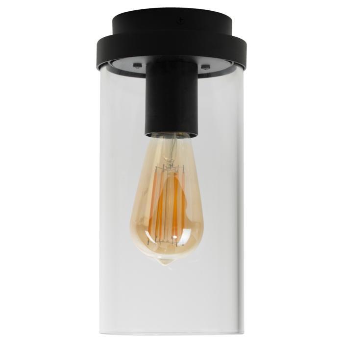 5074/.. - POLINA, opbouw plafondverlichting - rond - vast - glas H250