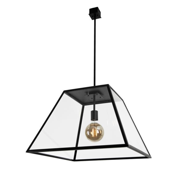 W805.B3/.. - POLO, hanglamp met bolgewricht en opbouwdoos