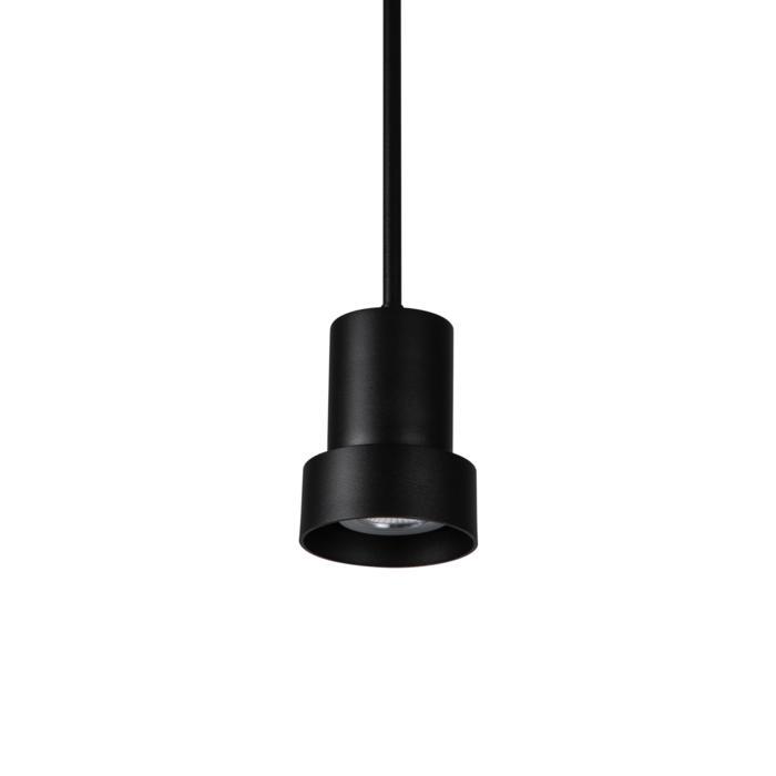 5052/.. - TONDO, hanglamp met bolgewricht - stang inkortbaar