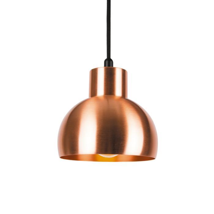 1806/.. - OLIVIA PENDEL E27, hanglamp - met 1,5m textielkabel en trekontlasting aan fitting