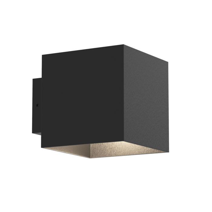 4032/.. - KOBUS, opbouw wandlicht - vierkant - vast - down/up