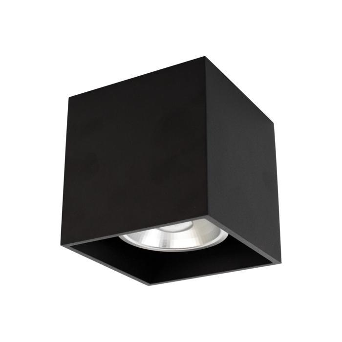 4077/.. - RICHARD AR70, opbouw plafondverlichting - vierkant - vast - down