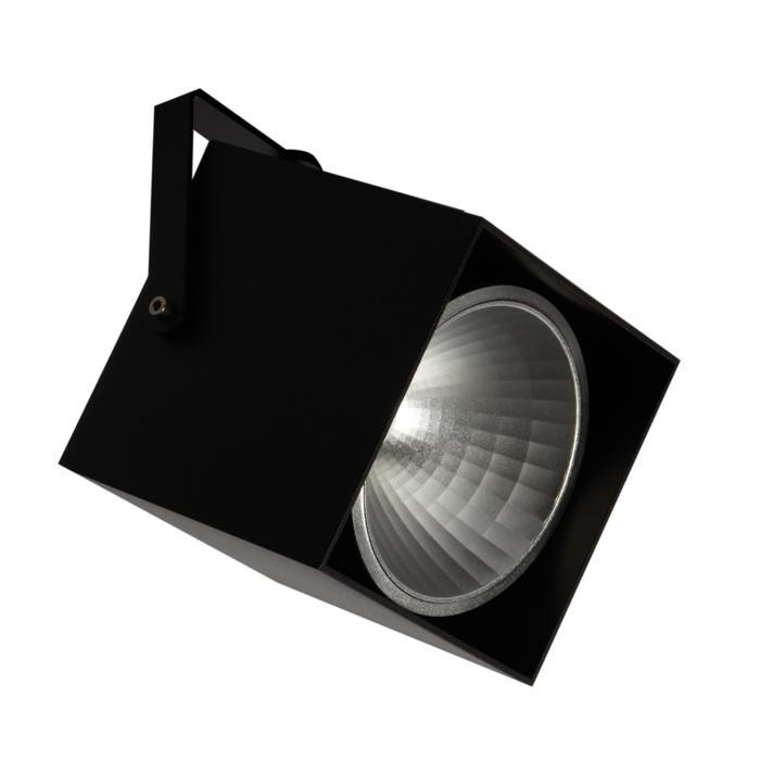 4100.IP20/.. - FIXER XICATO, opbouwspot - vierkant - richtbaar - met LED-module - zonder LED driver