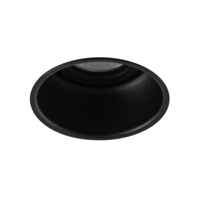 444.10016/.. - NOVA FLAT LED + DRIVER, inbouwspot - rond - vast - dimbaar - kit (driver + led + spot) - met LED driver