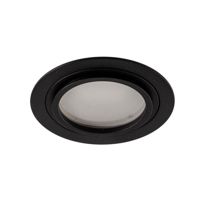 DC.1200.10023/.. - NORA DC, inbouwspot - rond - vast - ledmodule - lens - zonder LED driver