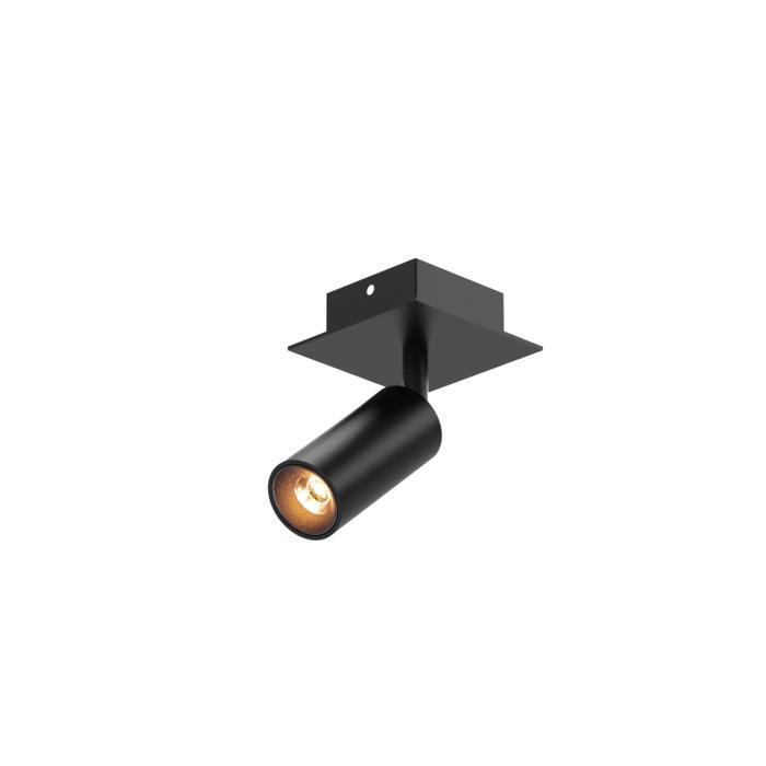 4521/.. - JACOBINE, opbouw plafondverlichting - richtbaar - met basis Texo - zonder LED driver