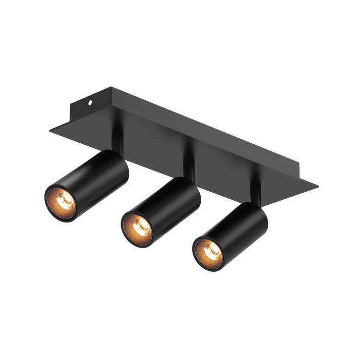 4523/.. - JACOBINE, opbouw plafondverlichting - richtbaar - met basis Texo - met LED driver