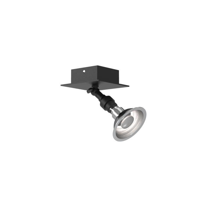 5044/.. - PULA, opbouw plafondverlichting - richtbaar - AR70 - zonder transfo