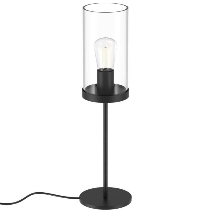 5077/.. - POLINA, tafellamp - vast - met snoer en stekker