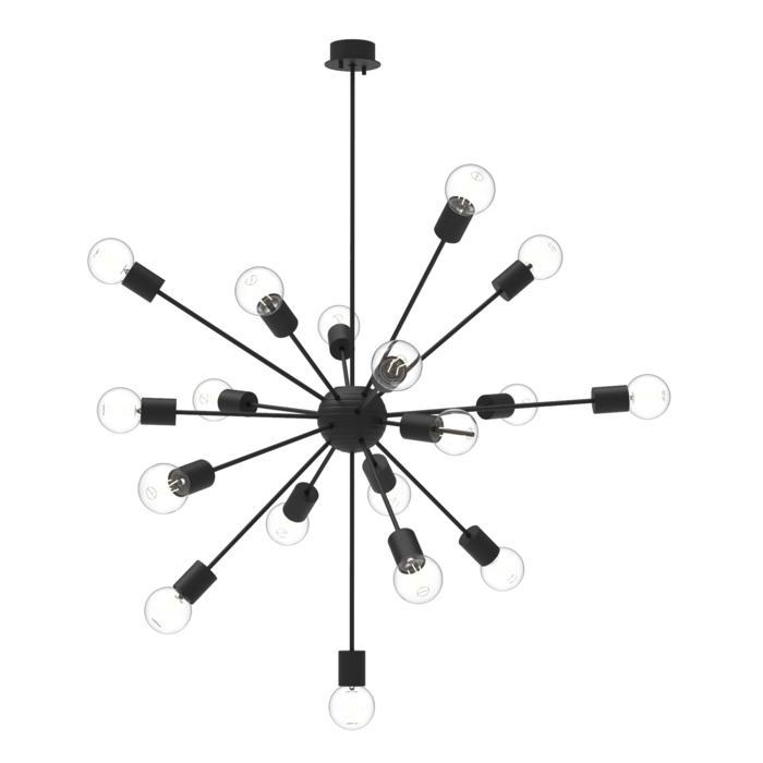 5080.19/.. - GALAXY, hanglamp - vast