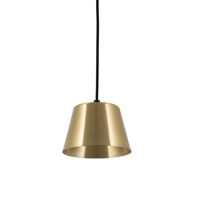 5567.LED/.. - SHAKE LED, hanglamp - down - met 1,5m textielkabel en trekontlasting aan fitting