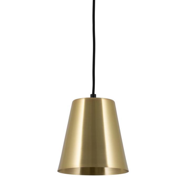 5568.LED/.. - SHAKE LED, hanglamp - down - met 1,5m textielkabel en trekontlasting aan fitting