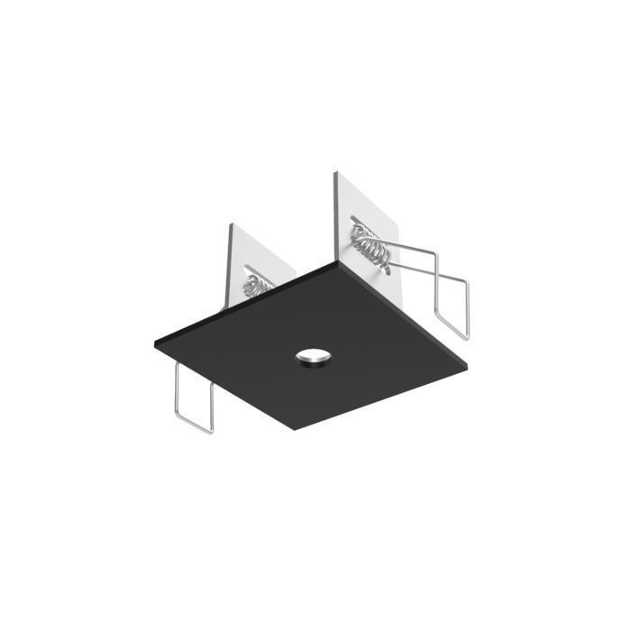 60.10/.. - ROSETTE IN, inbouwrozet  - vierkant