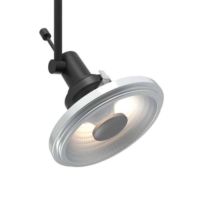 6230/.. - UTOPIE 12V, built-up spot M10 - round - directional - without transformer