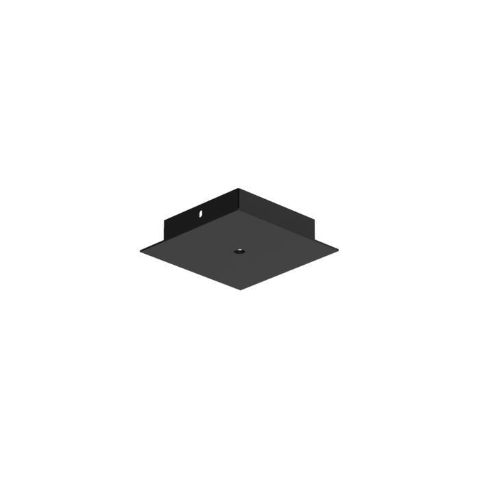 650/.. - TEXO, opbouwrozet - vierkant - geen plaats voor transfo