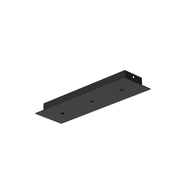 653/.. - TEXO, plafondverlichting - geen plaats voor transfo