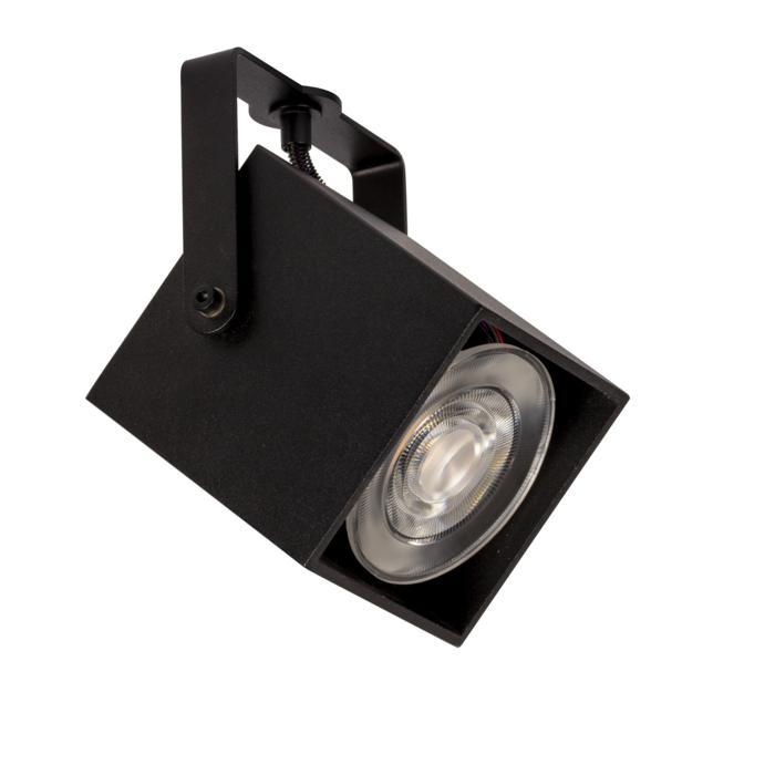 7876.XTM/.. - FIXER XICATO, opbouwspot LED M10 - vierkant - richtbaar - met LED-module - zonder LED driver