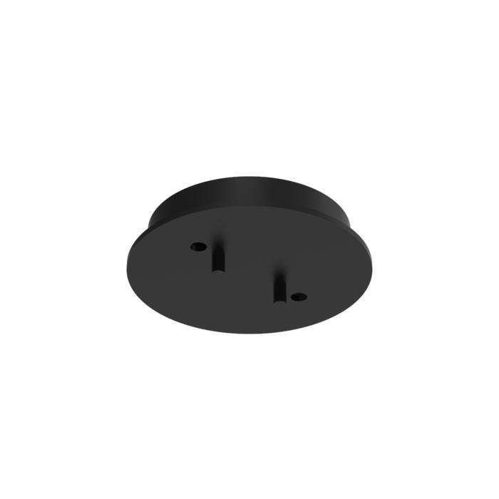 821/.. - RONDO BOX, Deckenleuchte - Strahler separat zu bestellen - mit Driver LED