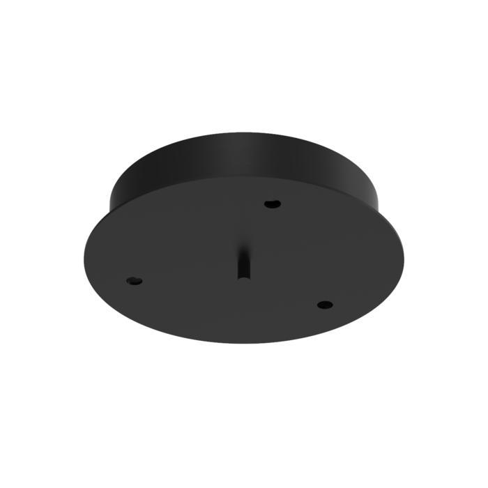 822.ZT/.. - RONDO BOX, plafondverlichting - spots afzonderlijk te bestellen - zonder transfo