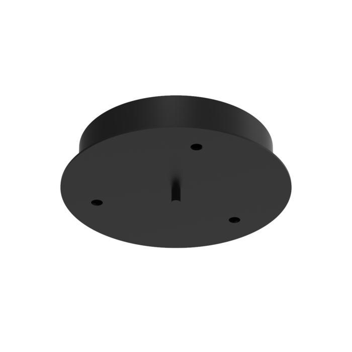 824/.. - RONDO BOX, plafondverlichting - spots afzonderlijk te bestellen