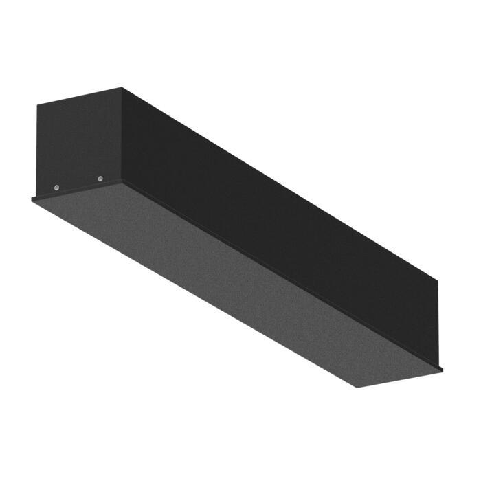 8312/.. - STELLA, rechthoekige basis voor opbouwspot of pendel