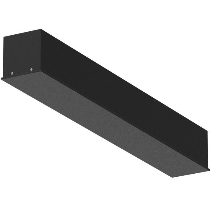 8313/.. - STELLA, rechthoekige basis voor opbouwspot of pendel