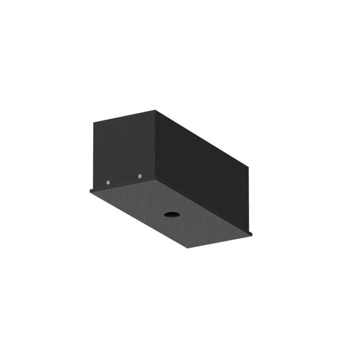 8314/.. - STELLA, rechthoekige basis voor opbouwspot of pendel