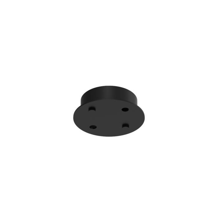 924B/.. - RONDO BOX, plafondverlichting - spots afzonderlijk te bestellen