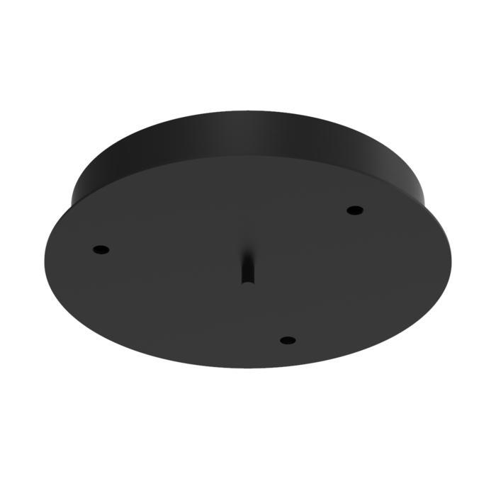 925C/.. - RONDO BOX, plafondverlichting - spots afzonderlijk te bestellen - met LED driver