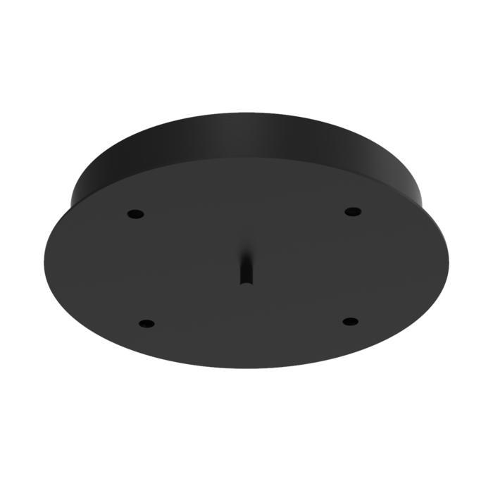 925D/.. - RONDO BOX, plafondverlichting - spots afzonderlijk te bestellen - met LED driver