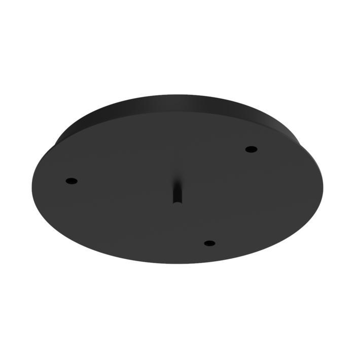 926C/.. - RONDO BOX, plafondverlichting - spots afzonderlijk te bestellen