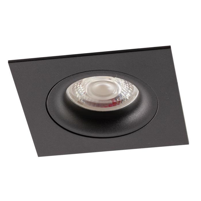 DC.1200.10015/.. - NORA DC, inbouwspot - vierkant - vast - ledmodule - lens - zonder LED driver