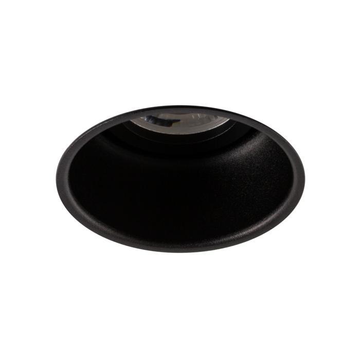 AC.700.10016/.. - NORA AC, inbouwspot - rond - vast - dimbaar fase aan & afsnijding - led 230V + lens