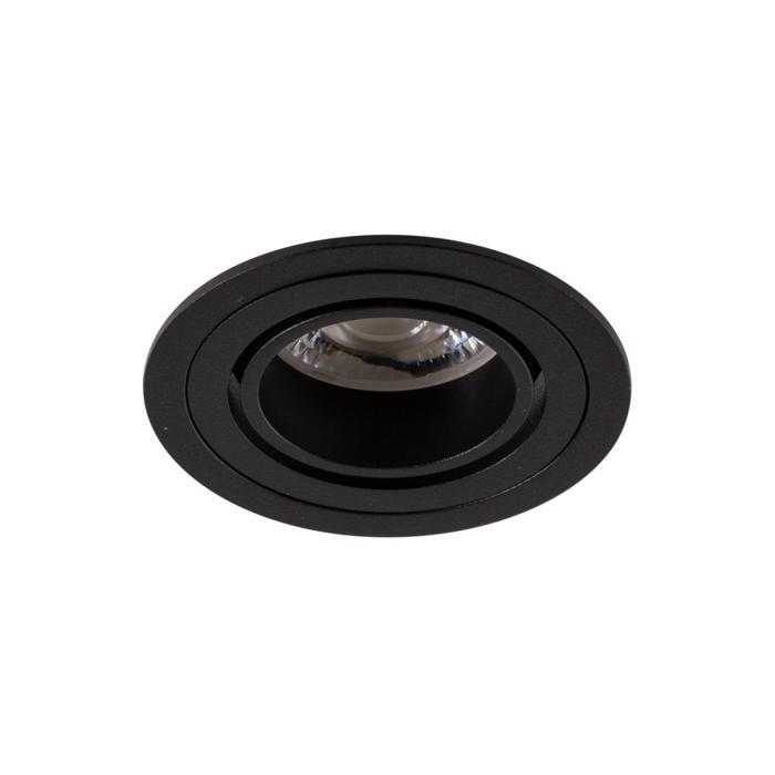 DC.700.10026/.. - NORA DC, inbouwspot - rond - richtbaar - ledmodule - lens - zonder LED driver