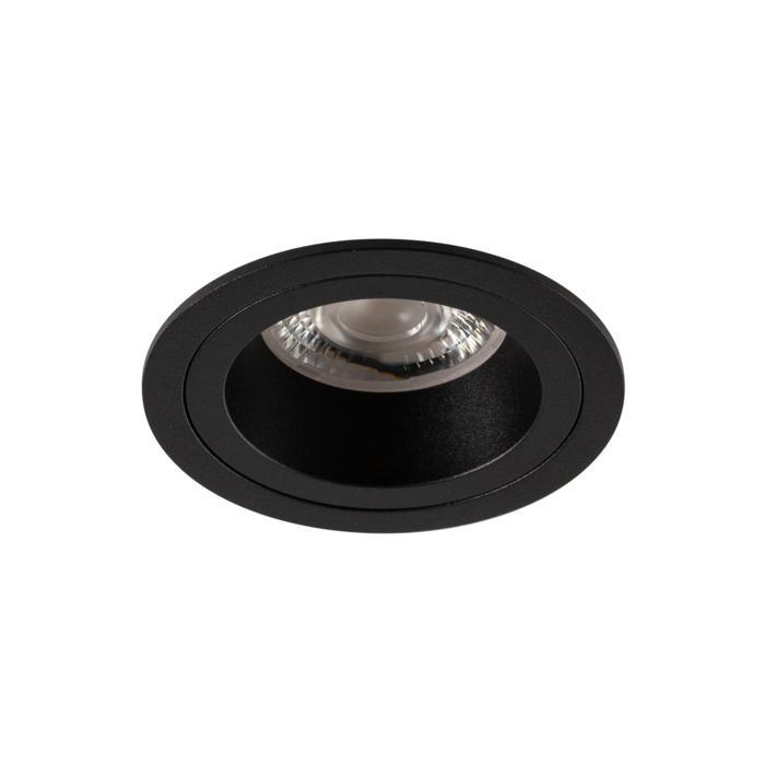 DC.700.10028/.. - NORA DC, inbouwspot - rond - vast - ledmodule - lens - zonder LED driver