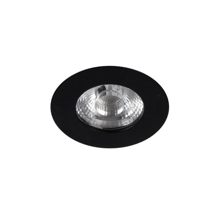 E-MINIFIX/.. - Ø60-62 MINI CLICK SYSTEM, inbouwcassette - rond - vast - zonder LED driver