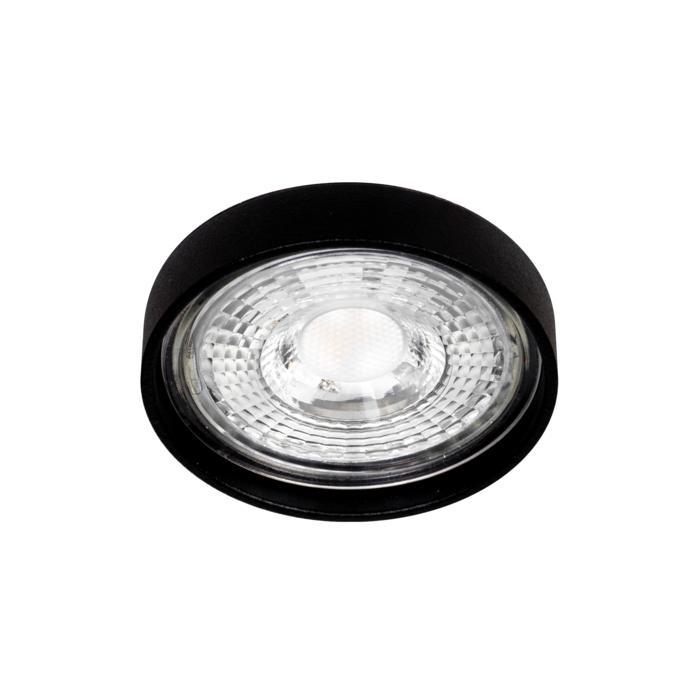 E-MINIGU10/.. - Ø60-62 MINI CLICK SYSTEM, inbouwcassette - rond - vast - zonder ledlamp